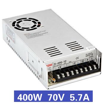 Nguồn tổ ong 400W 70V5.7A S-400-70