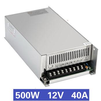 Nguồn tổ ong 500W 12V40A S-500-12