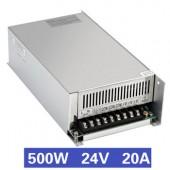 Nguồn tổ ong 500W 24V20A S-500-24