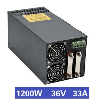 Bộ nguồn 1200W 36V33A SCN-1200-36