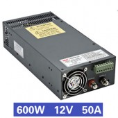Nguồn tổ ong 600W 12V50A SCN-600-12