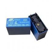 Relay 24V10A 5 Chân SMI-24VDC-SL-C