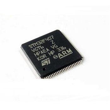 STM32F407VGT6 LQFP100