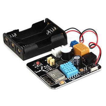 KIT WiFi Black board T5 ESP826