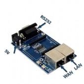 Socket Module Wifi HLK-RM04