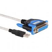 USB TO LPT Z-TEK ZE396