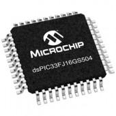 dsPIC33FJ16GS504-I/PT TQFP44