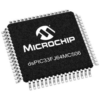 dsPIC33FJ64MC506-I/PT TQFP64