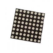 Led Matrix 8x8 60x60MM F5-1R ( 1 Màu Đỏ - Anot) 16 Chân