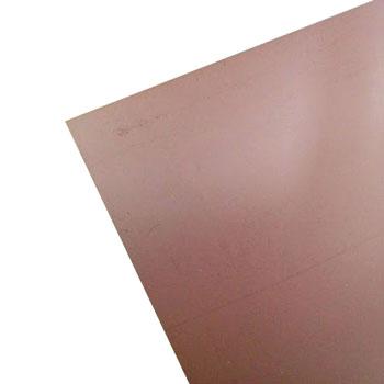 Phíp Đồng KB Đỏ A4 1.6MM( 1 Mặt)