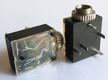 Jack Audio 3.5MM PJ-324M