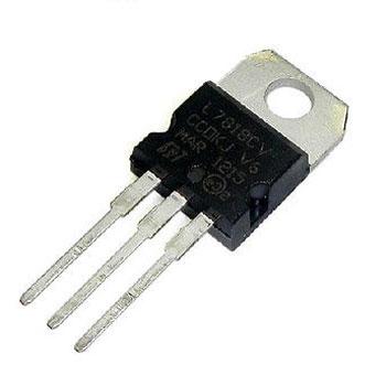 L7818 TO220 IC Nguồn 18V