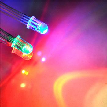 LED 5MM RGB Anot
