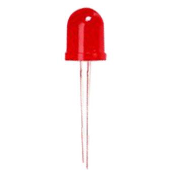 LED 10MM ( Phủ Đỏ)