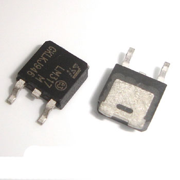 LM317 TO252 ADJ 0.5A
