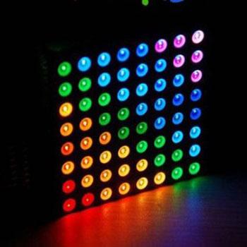 Led Matrix RGB 8x8 60MM 2088RGB_5