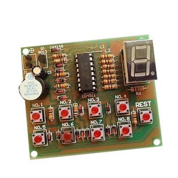 Module CD4511BE