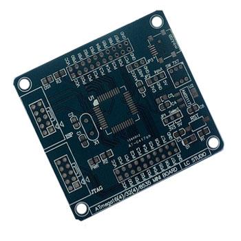 PCB ATmega16/164/32/324/8535