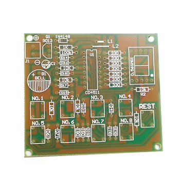 PCB CD4511