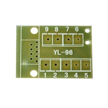 PCB DB9