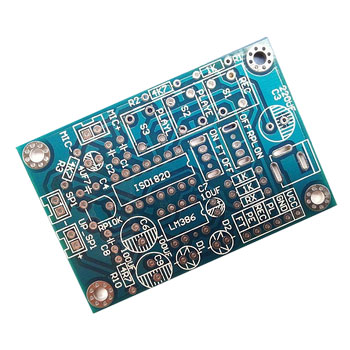 PCB ISD1820