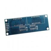 PCB LED 7 + 74HC595