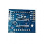 PCB Max7219 + Matrix 8x8