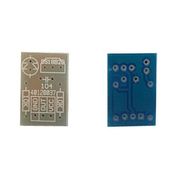 PCB Module DS18B20