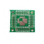 PCB STM LQFP32-LQFP64 0.5MM