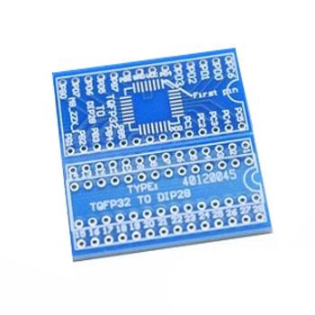 PCB Chuyển Đổi TQFP32-DIP28