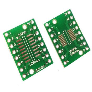 PCB Chuyển Đổi SOP16-DIP16