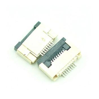 Socket FPC 0.5 8P