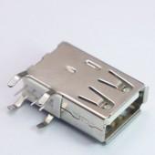 USB A Cái 90 ( Loại Ngang)